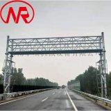 厂家供应高速公路限高架 电动龙门架 自动升降限高架