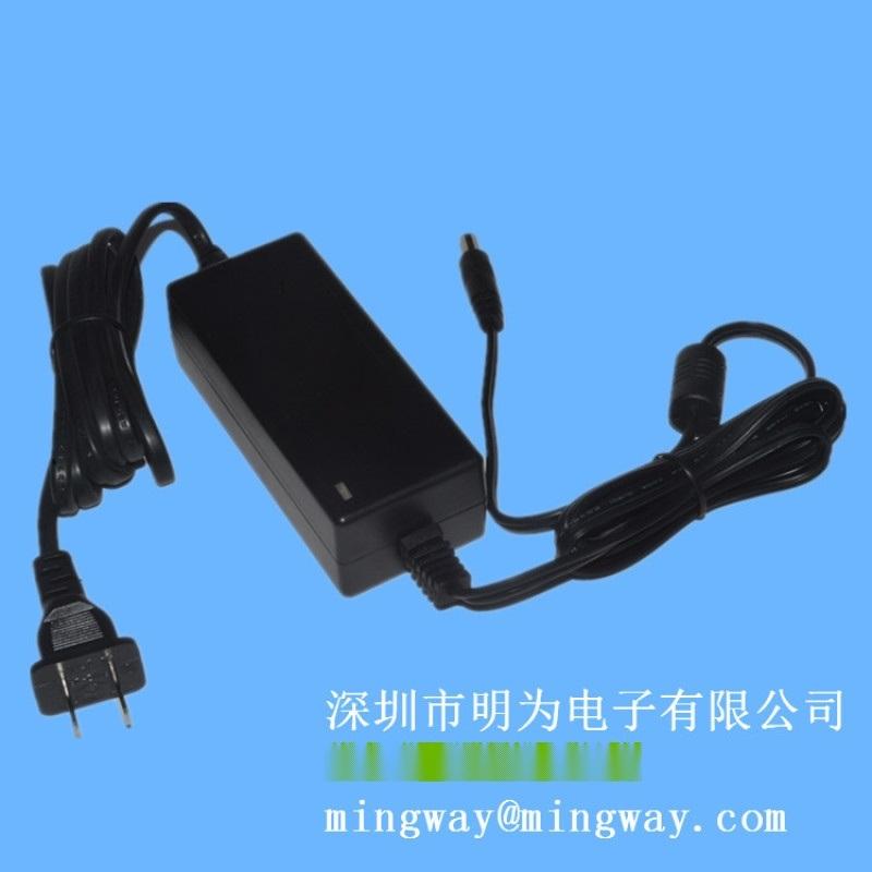 直销36W桌面式 12VDC 3A开关电源适配器