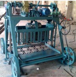 厂家直销 移动水泥砖机 移动免烧砖机 免烧砖机设备