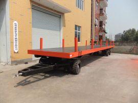 DT-40型平板拖车