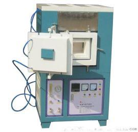 1600度真空气氛箱式炉,氩气保护密封箱式气氛炉