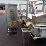 代炸江米條生產線報價 A4全自動江米條油炸設備
