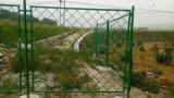 圈地圍欄網採用刀刺防護網