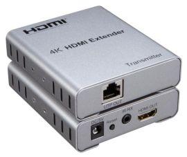 供应4K 50米单网延长器 HDMI单网线延长器