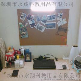 广州玻璃白板软木板2照片墙留言板2挂式创意写字板