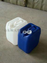 25升带危包证塑料桶25L出口UN桶厂家