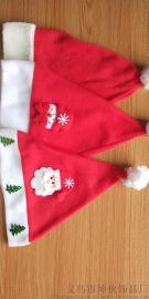圣诞帽雪人圣诞老人装饰品圣诞帽精品做工精细