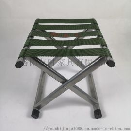 洛阳友时军工马扎户外休闲折叠椅小板凳