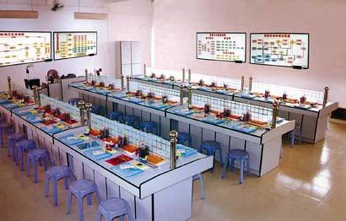 财会模拟实验室-会,电算化实验室,手工会计模拟室