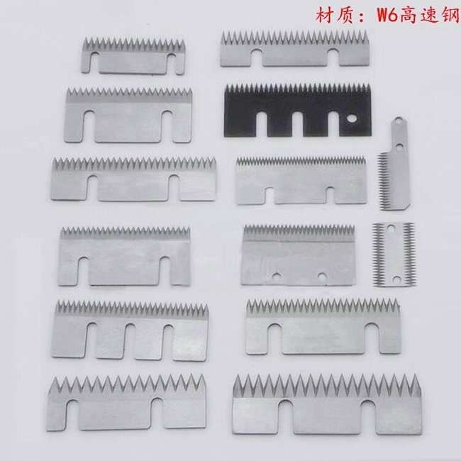 廣西玉林自動封箱機切刀片; 紙箱封口機膠紙切刀規格