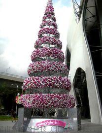 天津10米大型圣诞树多少钱 有大型圣诞树厂家吗