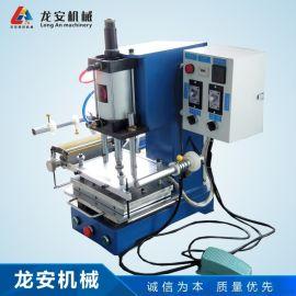 厂家供应1727全自动烫金机 皮革布料烫画机