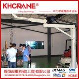 供應工廠生產線專用endo80-600kg智慧提升機 智慧折臂吊