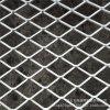 勾搭式装饰铝板网 苏州 碳喷涂钢板网价格 幕墙菱形拉伸网厂家
