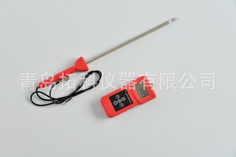内蒙古煤矿水分测定仪 炭块含水率湿度计MS350A