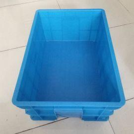 蓝色塑料物流箱,塑料周转箱 ,塑料物流箱