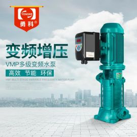 VMP40恒压变频供水泵 建筑工地变频增压水泵