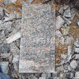 批发芝麻灰花岗岩蘑菇石别墅外墙 灰色天然蘑菇石加工 装饰石材厂