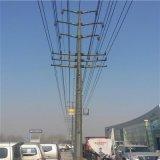 钢杆厂家供山西太原10KV电力钢杆、转角杆、终端杆及钢杆基础 钢杆生产厂家