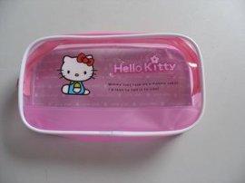 定制PVC Hello Kitty包 迪斯尼拉鏈袋