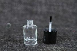 小玻璃瓶工廠家香水瓶指甲油瓶玻璃容器小玻璃罐
