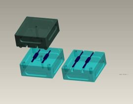 电脑周边插头模具|DC端子插头模具|各种线材插头模具