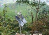 文华4G球机太阳能监控 水库工地监控