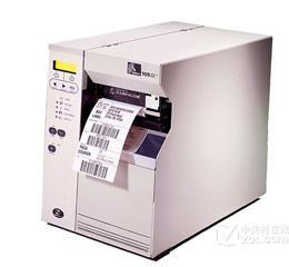 斑马Zebra 105SL300dpi工业级条码打印机
