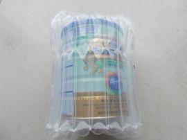 11柱奶粉包装防震缓冲气柱袋