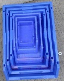 组立式物料盒不良品零件盒,电子工厂塑料盒收纳盒
