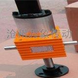 批发生产5吨螺旋丝杆升降机,SJA50方箱丝杆升降机