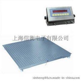 SCS-1T电子地磅 0.5kg地磅 1吨电子地磅 1*1米电子地磅秤价格