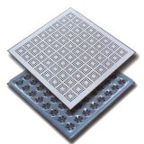 美格600mm蜂窩型通風板、防靜電通風板、架空活動地板、品牌防靜電系列-常州美格防靜地板廠