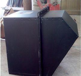 DFBZ/WEX边墙防爆方形风机 方形百叶壁式风机 低噪声方形防爆风机