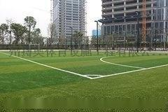 人造草足球场施工建设价格费用