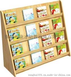 厂家直销 幼儿园书柜、儿童书架