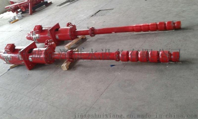 長軸消防泵乾式電機泵設計院推薦