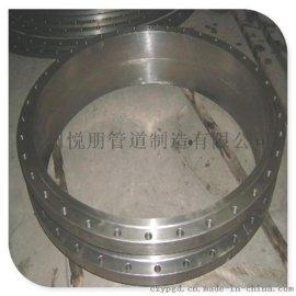 Q345R压力容器法兰沧州厂家悦朋管道