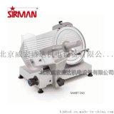 """義大利進口SIRMAN 舒文 10""""傾斜半自動切片 切肉機 SMART 250"""