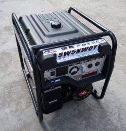 5KW汽油发电机220V380V发电机