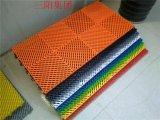 塑料格栅洗车房高分子塑料拼接格栅防滑地垫塑料地板洗车网格板