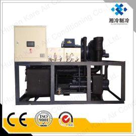 低温冷冻库专用低温复叠式冷冻机组