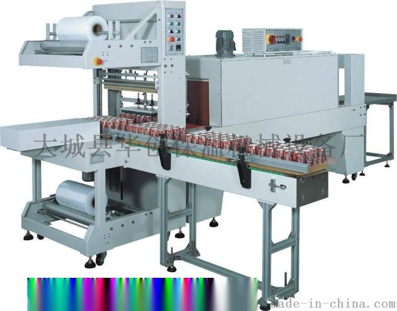 24瓶矿泉水热收缩包装机 PE膜热收缩塑封机 膜包机