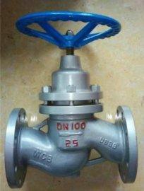 蒸汽柱塞阀、广州精工蒸汽阀、法兰柱塞阀