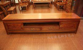西安仿古家具│仿古电视柜│红木电视柜│实木电视柜│实木家具供应