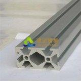 供应JW6063工业自动化流水线欧标铝型材框架4040 全场特价