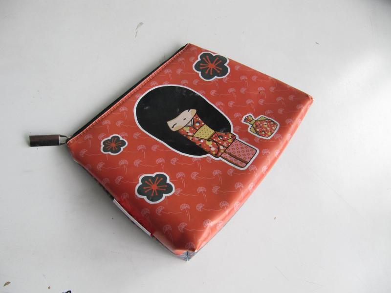 PVC礼品袋 PVC化妆袋