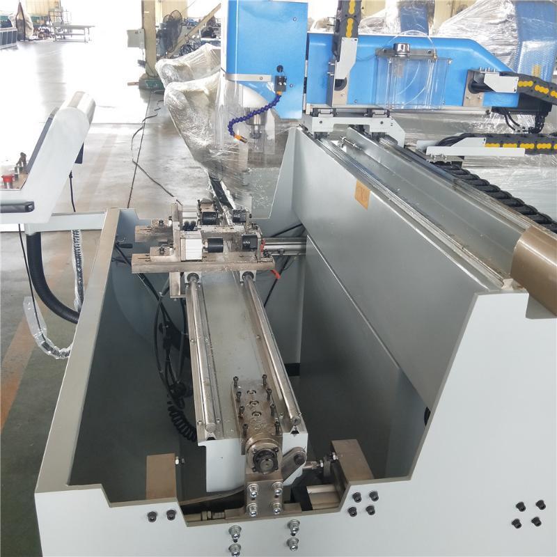 铝型材数控钻铣床铝铝门窗幕墙加工设备支持定制