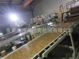 仿大理石板生产线 石塑装饰板材生产设备 PVC板材挤出生产线厂家