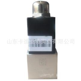 中国重汽配件 豪瀚 二位三通双插电磁阀 SCR 图片 价格 厂家